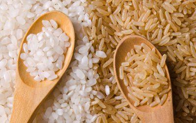 L'indice glycémique du riz blanc plus bas que le riz brun!